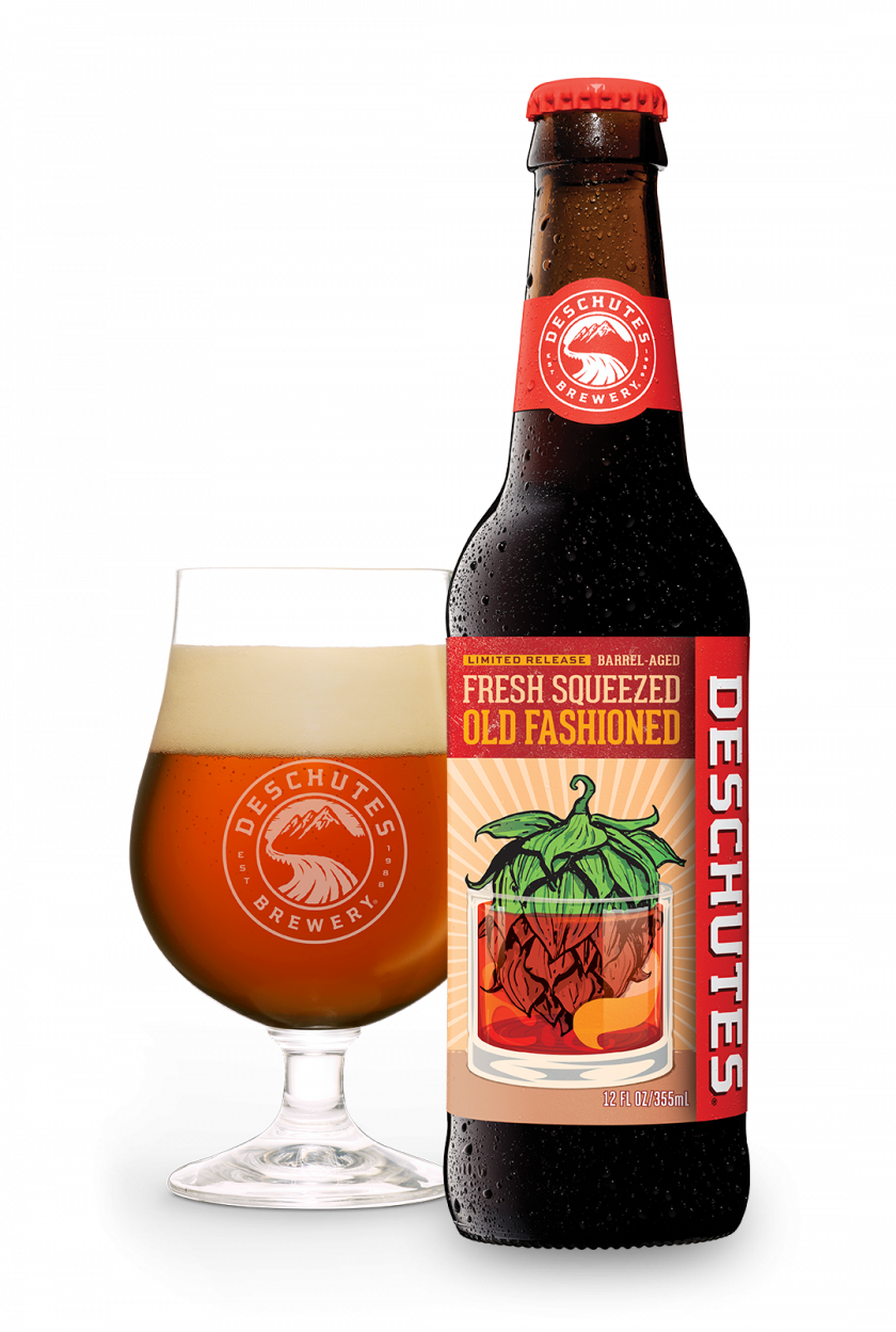 Deschutes Brewery Fresh Squeezed Old Fashioned