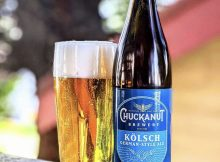 image of Chuckanut Brewery Kölsch German Style Ale courtesy of Day One Distribution