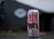 image of New American Pils courtesy of Von Ebert Brewing