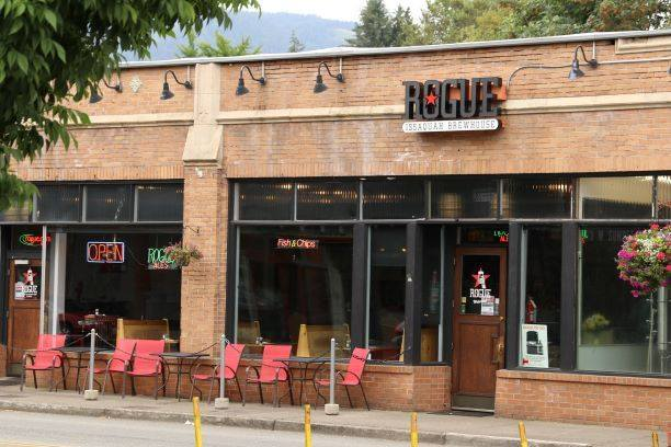 image of Rogue Issaquah Brewhouse courtesy of Rogue Ales & Spirits