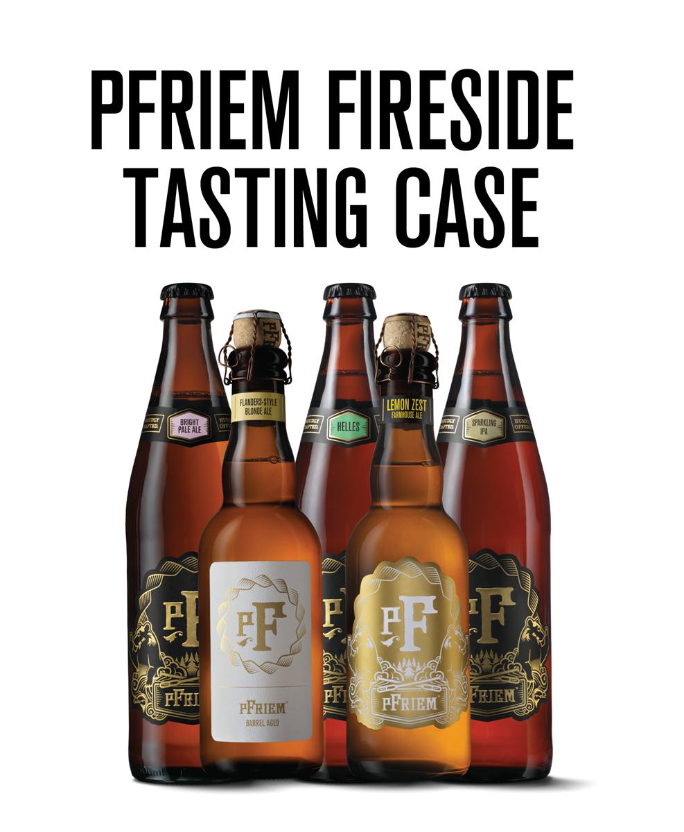 pFriem Fireside Tasting Case