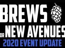 Brews For New Avenues 2020 Event Update - Cancelled