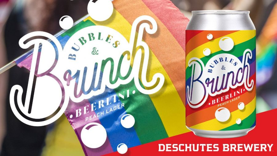 Deschutes Brewery Bubbles & Bruch Beerlini