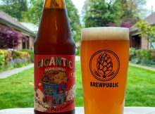 Gigantic Brewing collaborates with Aslan Brewing on the new Colossal Panthera IPA.