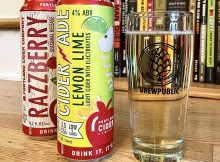 Portland Cider Co. has released a low calorie and low carb cider with its new Ciderade.