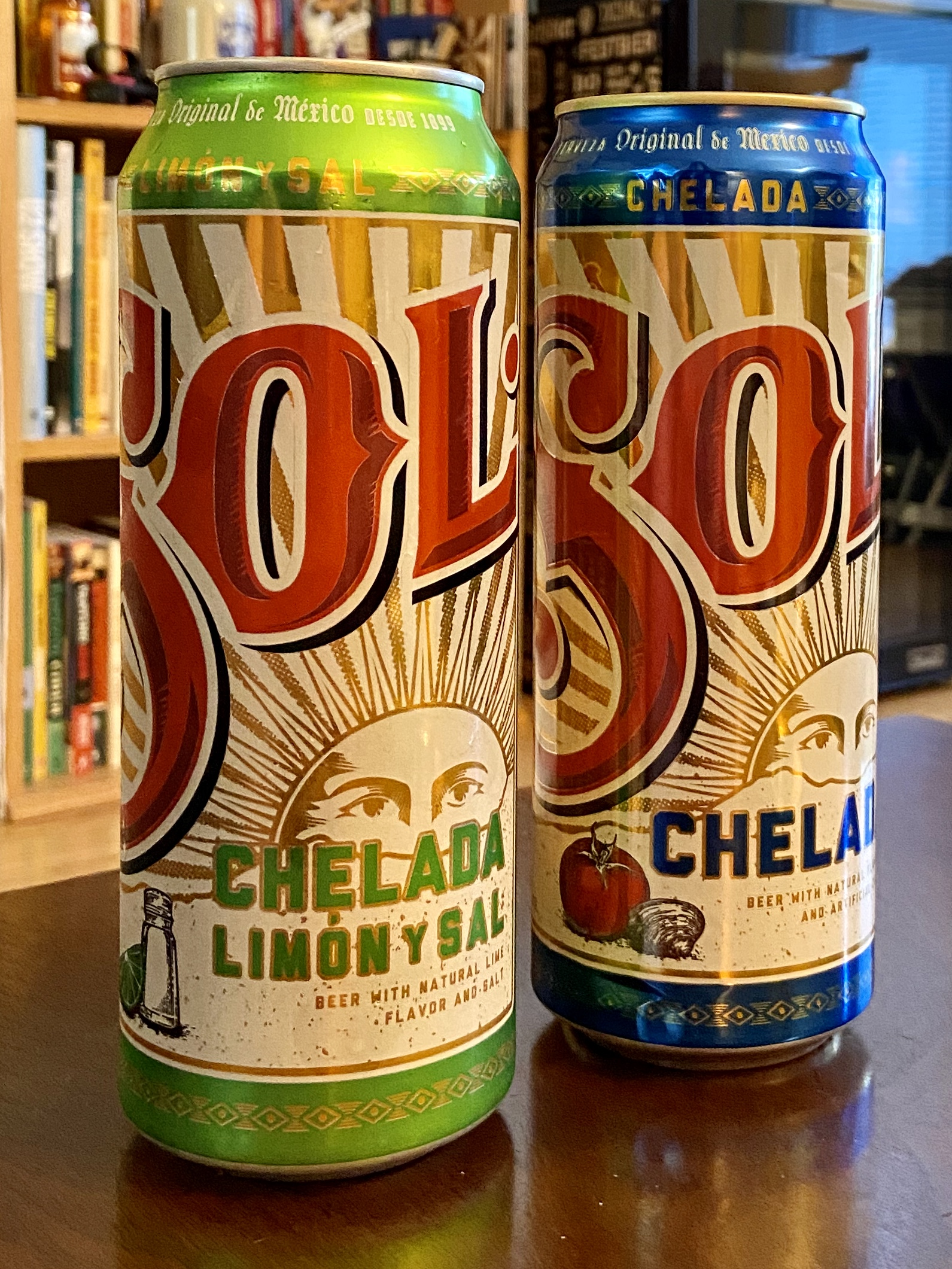 Sol Chelada Limón y Sal Arrives in the United States