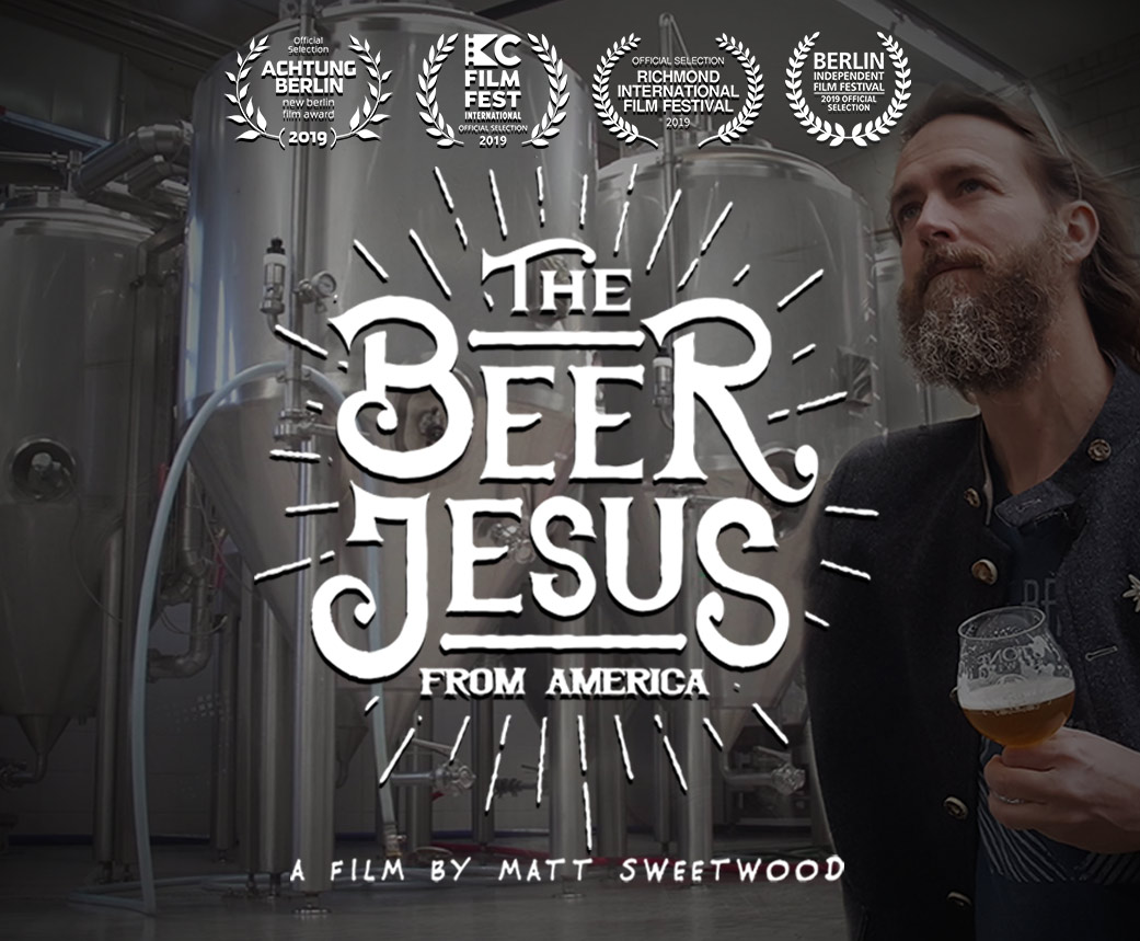 The Beer Jesus from America - A Film By Matt Sweetwood