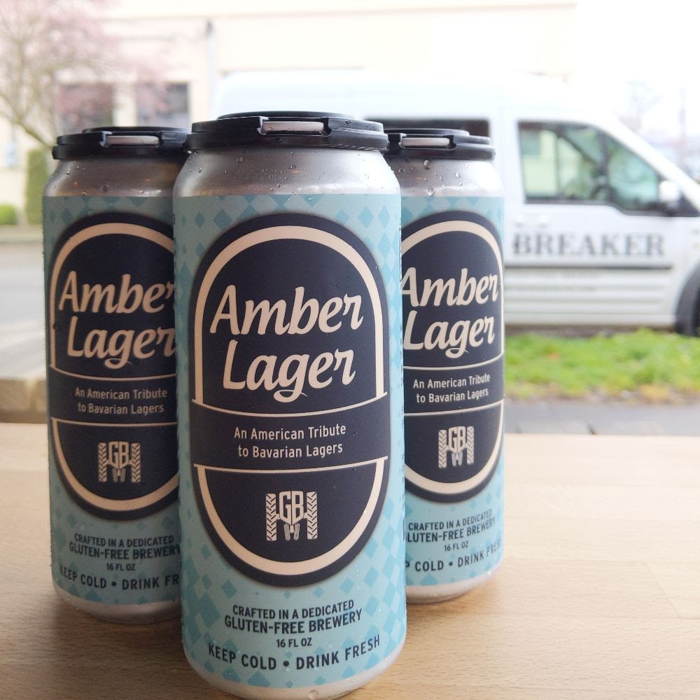 image of Amber Lager courtesy of Ground Breaker Brewing
