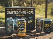 image of Crafted Thru Hops Mixed Pack courtesy of Firestone Walker Brewing