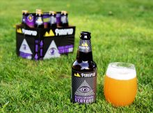 image of Subliminal State Hazy Pale Ale courtesy of Pyramid Brewing