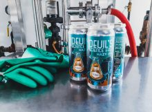image of The Devil's Fair, a collaboration with Stoup Brewing courtesy of Everybody's Brewing