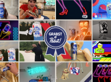 Pabst Blue Ribbon - Grabst a Pabst