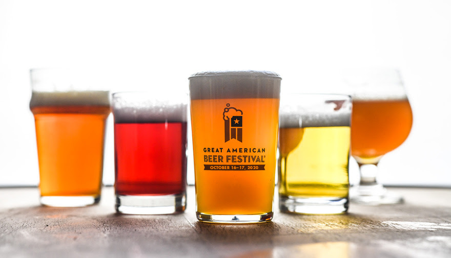 The 2020 Virtual Great American Craft Beer Festival - October 16-17, 2020