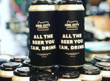 image courtesy of Oregon City Brewing