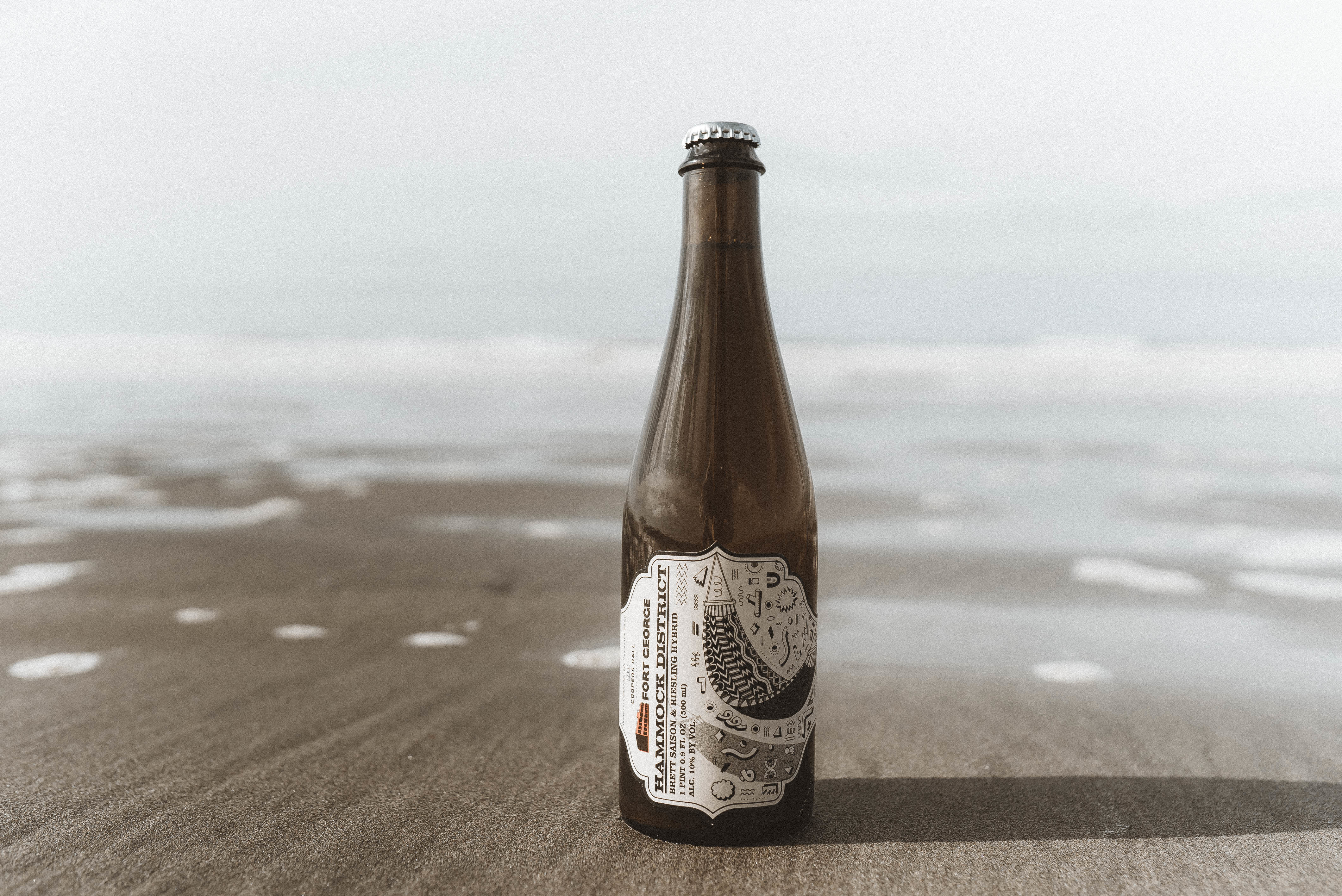 image of Hammock District, a collaboration with Coopers Hall Winery courtesy of Fort George Brewery