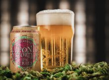 image of Luponic Distortion No. 16 courtesy of Firestone Walker Brewing