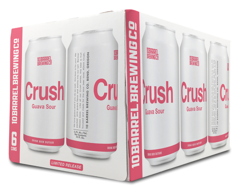 10 Barrel Brewing Guava Crush 6-Pack