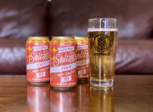 Austin Eastciders Releases Peach Spiked Seltzer in 12oz cans.