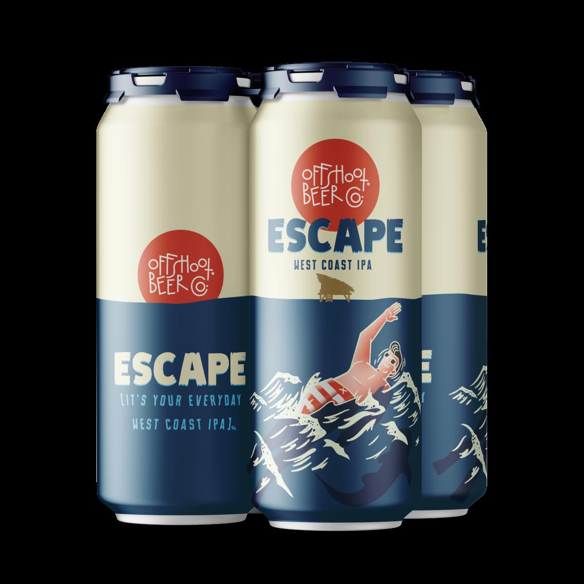 Offshoot Beer Co. Escape West Coast IPA