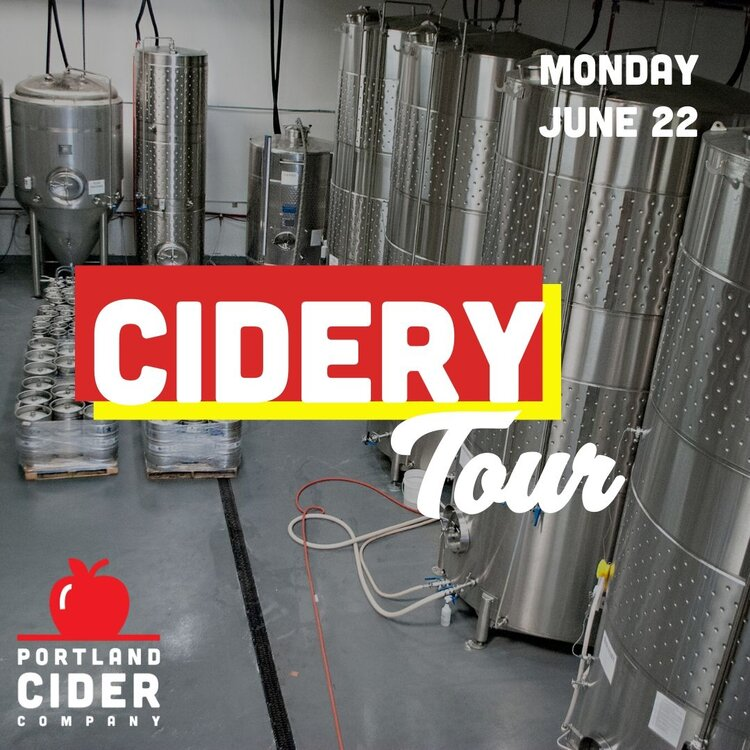 Portland Cider Co. Virtual Cidery Tour