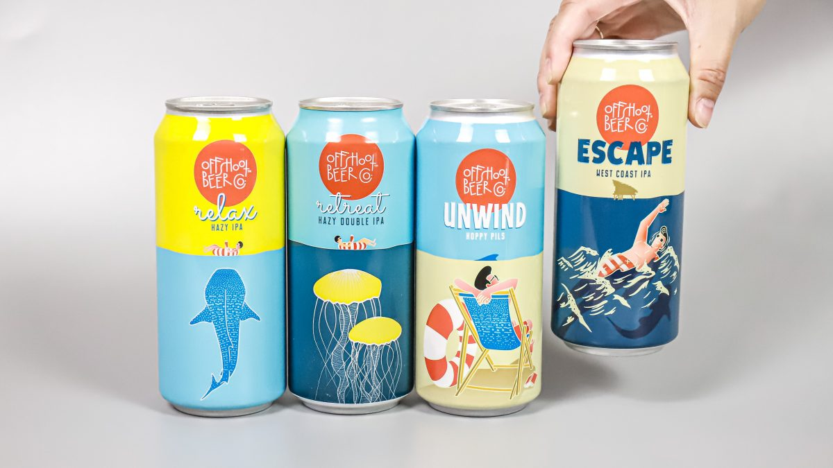 image courtesy of Offshoot Beer Co.