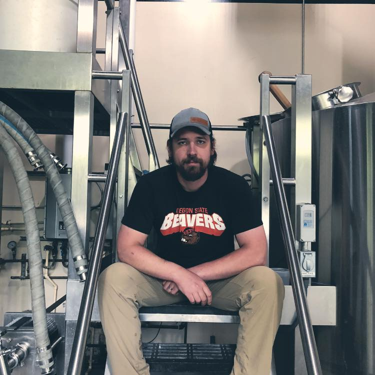 image of Dave Marliave courtesy of Flat Tail Brewing