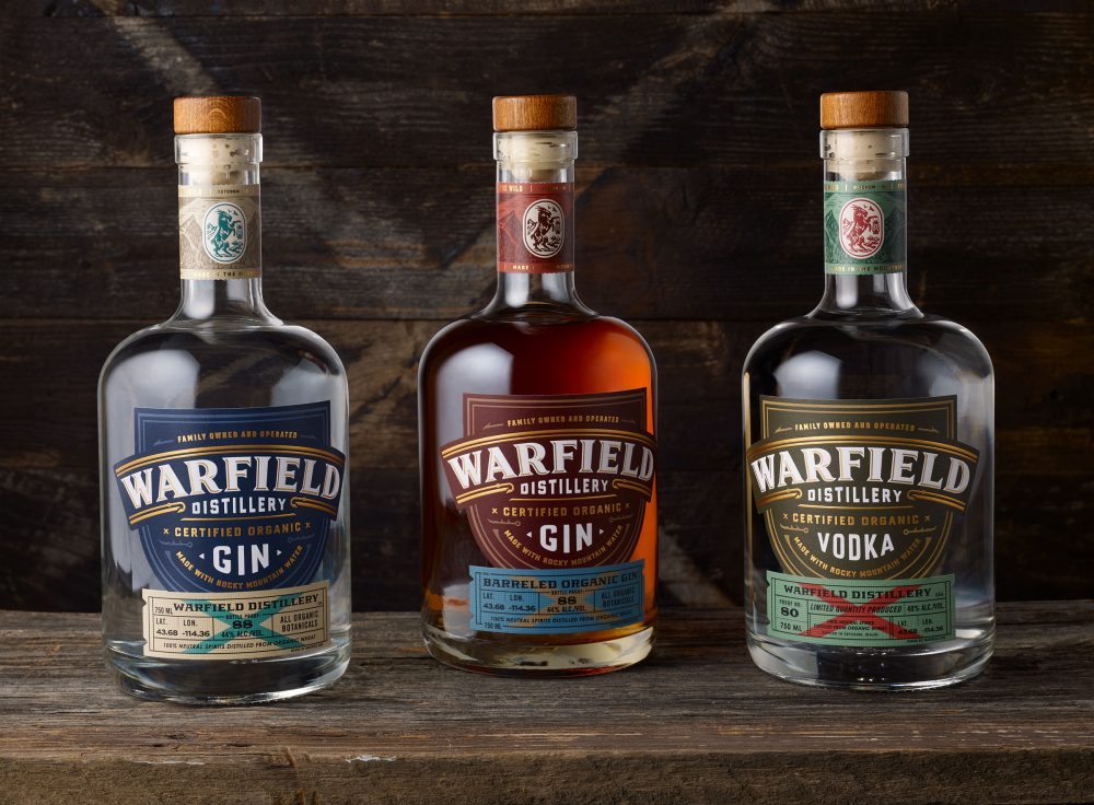 image of Warfield Spirits courtesy of Warfield Distillery & Brewery