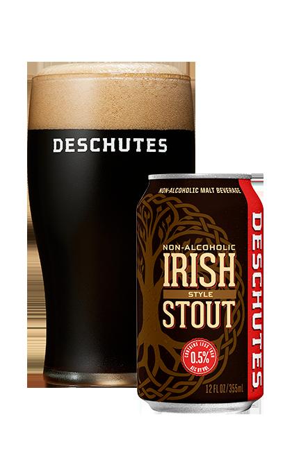 Deschutes Brewery Non-Alcoholic Irish Style Stout