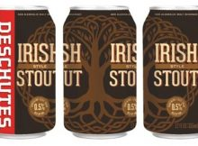 Deschutes Brewery Non-Alcoholic Irish Style Stout