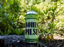 image of Bohemian Pilsener courtesy of Von Ebert Brewing