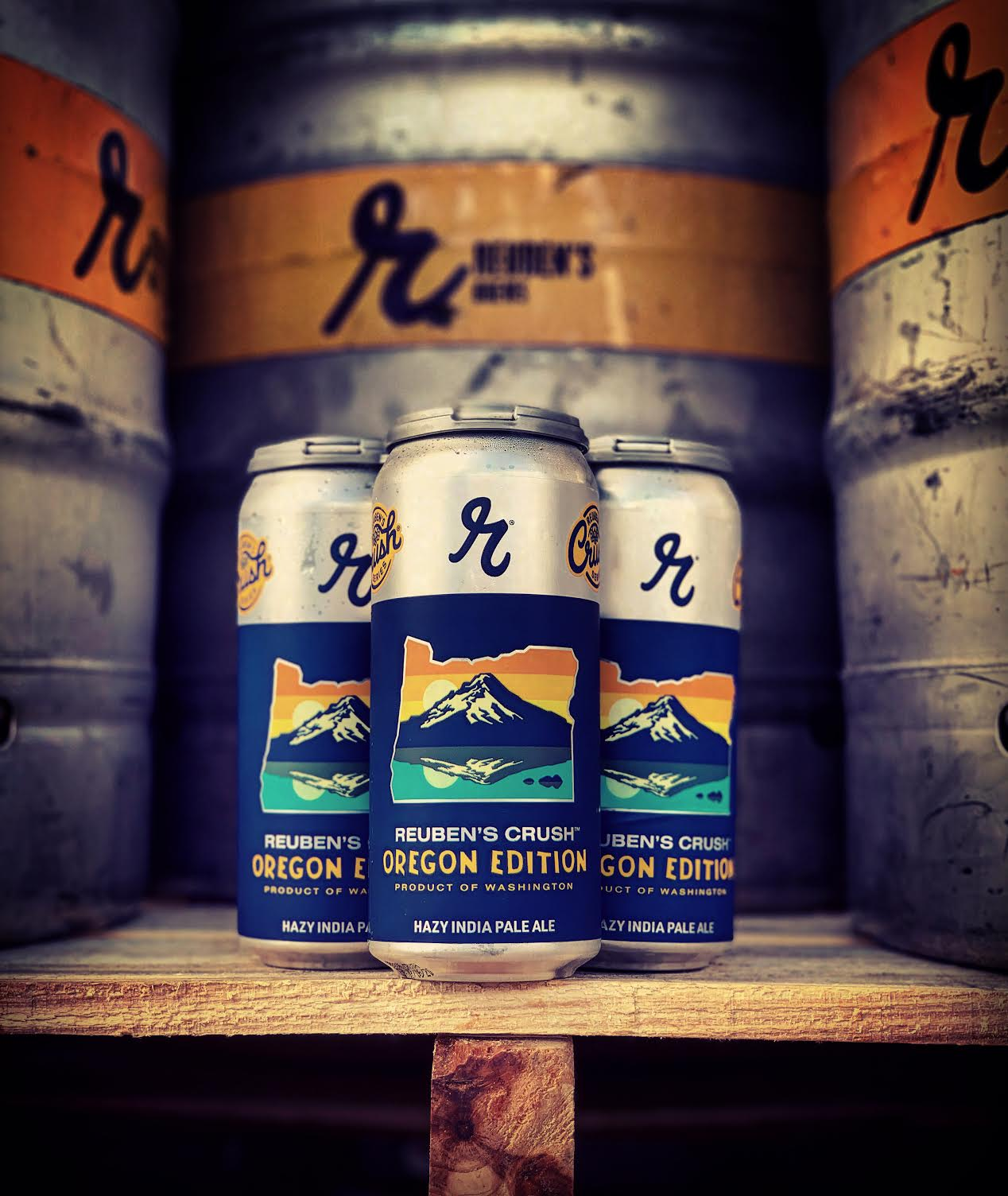 image of Crush OREGON EDITION courtesy of Reuben's Brews