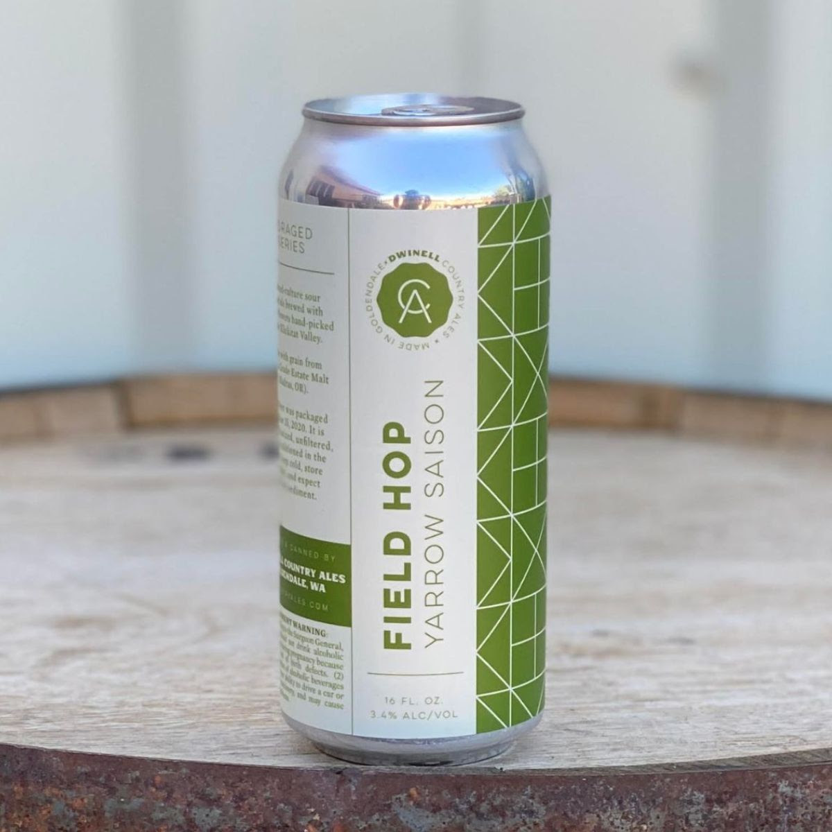 image of Field Hop courtesy of Dwinell Country Ales