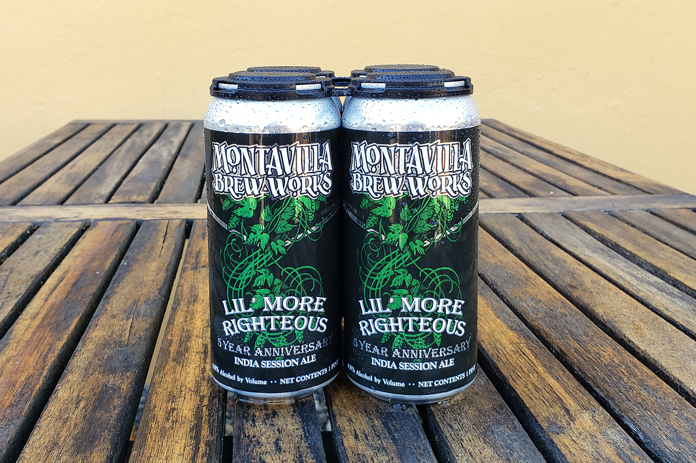 image of Lil' More Righteous courtesy of Montavilla Brew Works