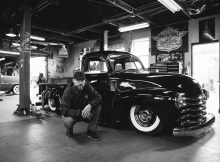 image of Matt Noble, 805 Beer Brand Ambassador and Car Builder courtesy of Firestone Walker Brewing