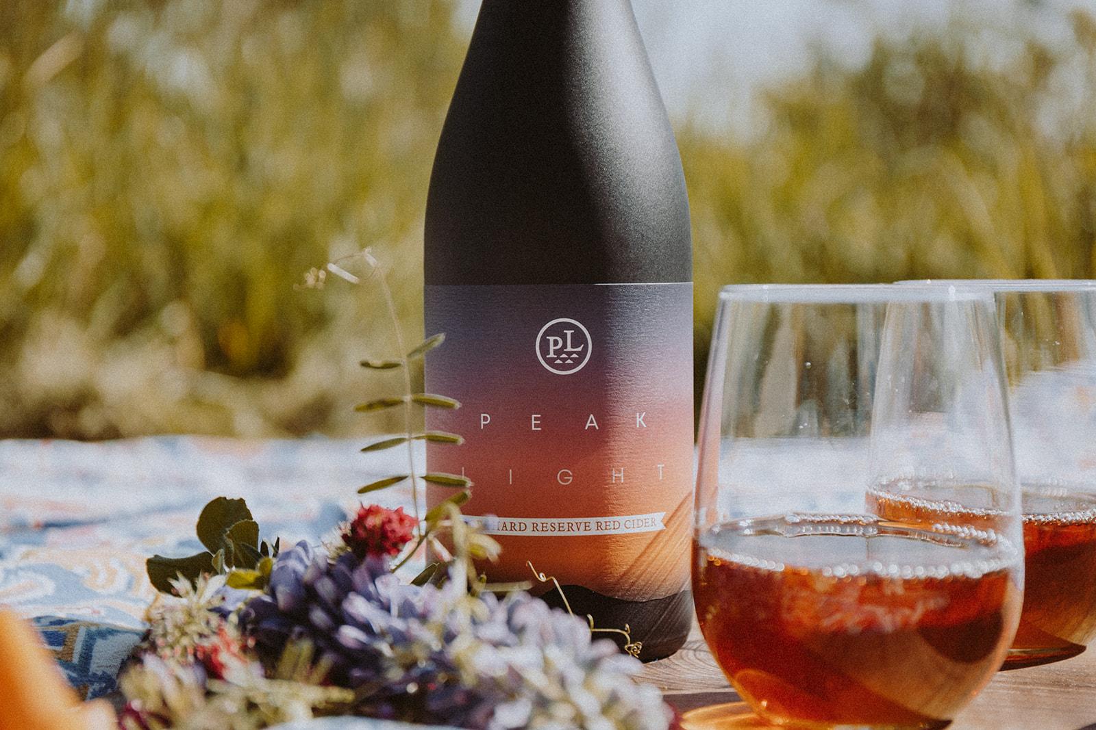 image courtesy of Peak Light Cider