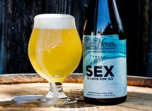 image of Sex courtesy of Ex Novo Brewing