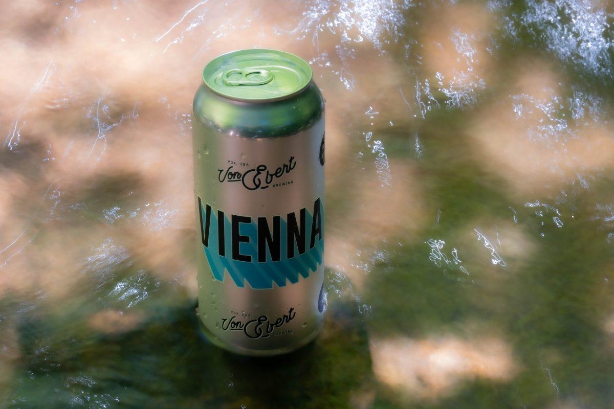 image of Vienna Lager courtesy of Von Ebert Brewing