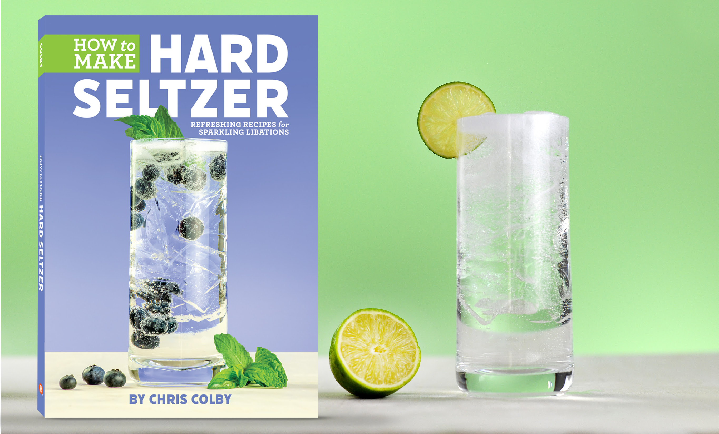 How to Make Hard Seltzer by Chris Colby