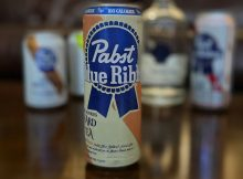 Pabst Blue Ribbon continues to diversify its product line as it adds Pabst Blue Ribbon Hard Tea in Peach flavor.