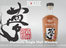 Rogue Spirits Morimoto Single Malt Whiskey