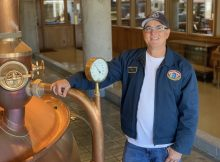 Thomas Riley, the newly appointed Brewmaster at Anchor Brewing Company. (image courtesy of Anchor Brewing)