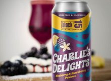 image of Charlie's Delight courtesy of Block 15 Brewing