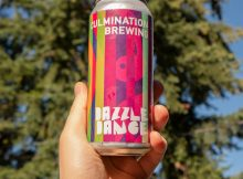 image of Culmination Brewing Dazzle Dance Hazy Pale courtesy of Green Zebra