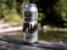 image of Newer American Pils courtesy of Von Ebert Brewing