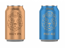 pFriem Family Brewers - pFriem Hazy IPA and pFriem Pale