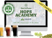 BarthHaas Hops Academy - Virtual Edition