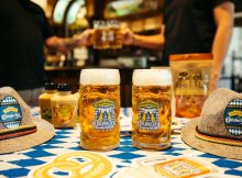 Celebrate Oktoberfest with SIerra Nevada Brewing....virtually in 2020. (image courtesy of Sierra Nevada Brewing Co.)