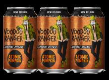 New Belgium Voodoo Ranger Atomic Pumpkin Ale 6-pack