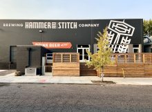 Portland's latest brewery, Hammer & Stitch Brewing Co., opens on Saturday, October 10, 2020.