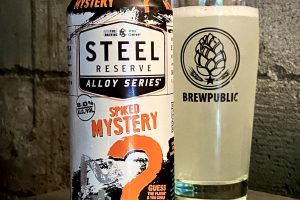 Solve the Mystery with Steel Reserve and you win $10,000!